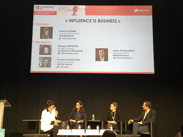 Salon E-Marketing Paris 2018 Agoravita